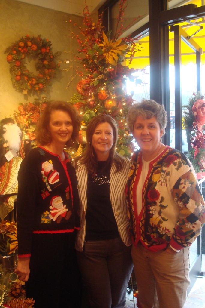 Karen, Mary Ann & Karen