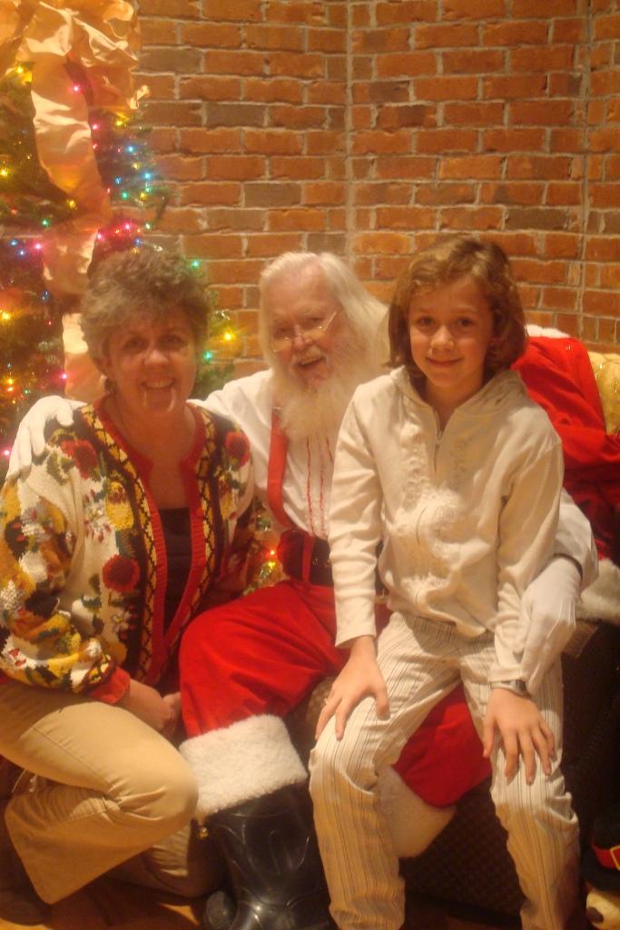 Me, Santa & Joy