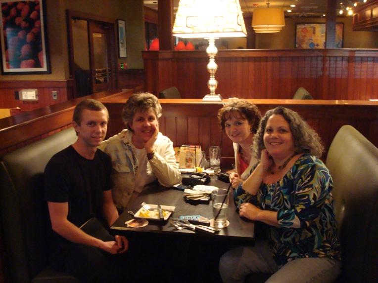 Storm & I, Cyndi & Linda