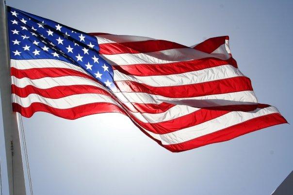 Mary Ann Handran's Flag Photo