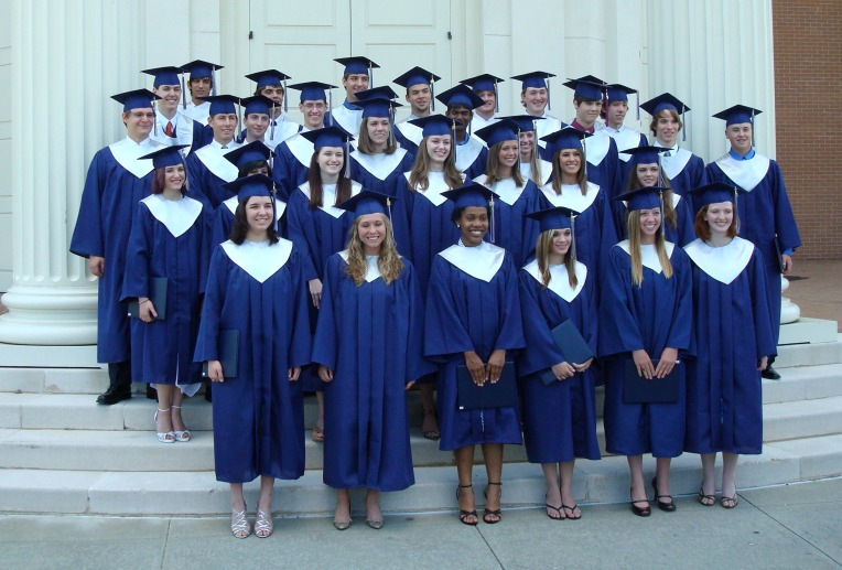 The CSRA HEA graduating class of 2009