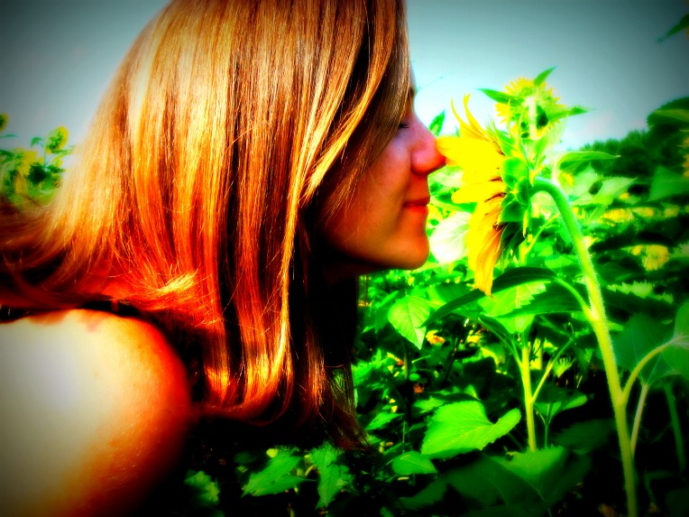 Sunshine & Flowers
