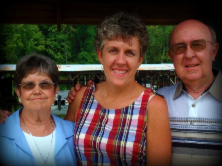 Mom, Dad & I