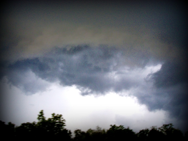 .... storm clouds from my weekend travels ....