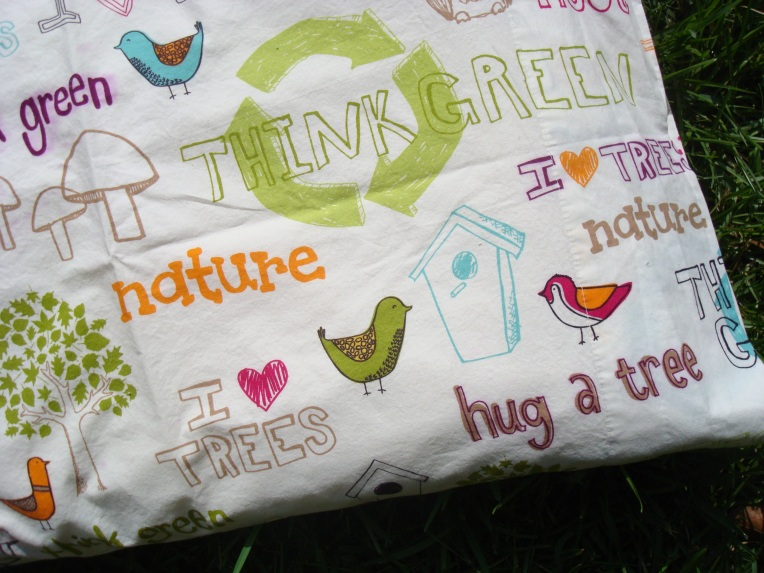 Target Back-to-school retro cartoon pillowcases