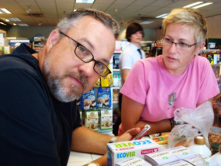 Jeff and Della