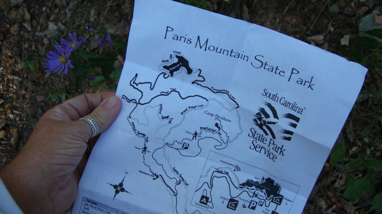 Paris Mountain State Park