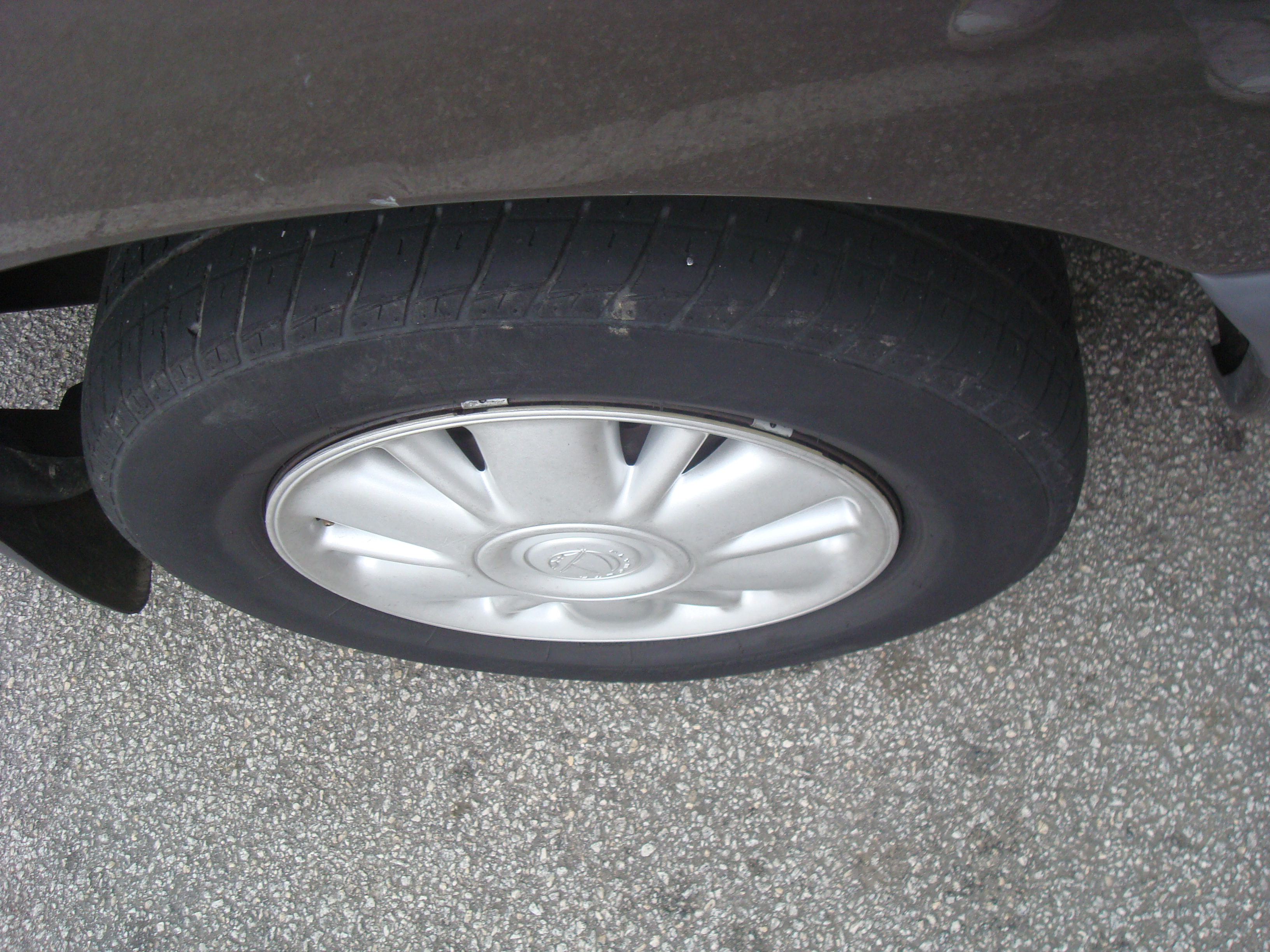 Nails and Flat Tires – may i ask you a question?