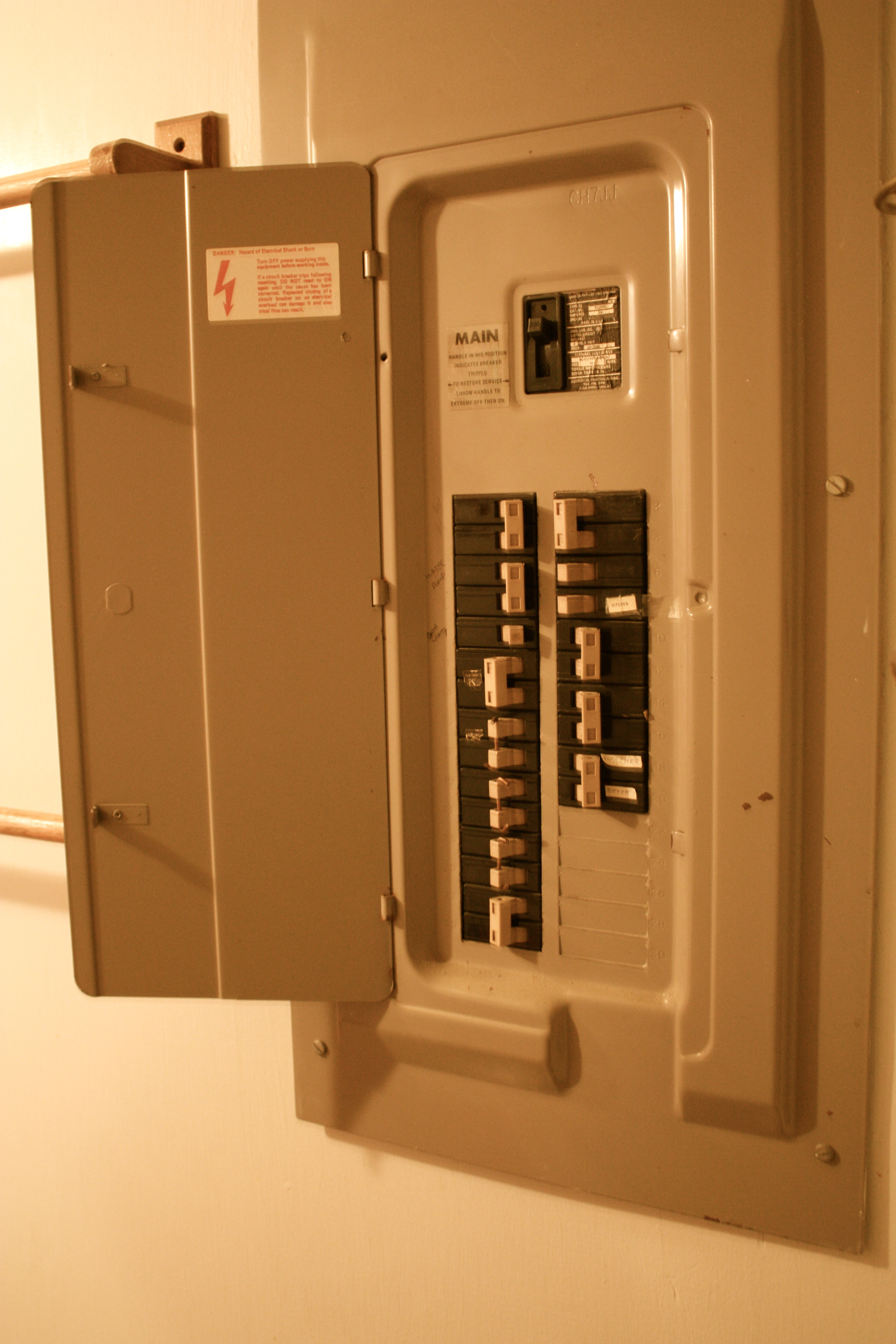 old house fuse box uk our loss of power ndash may i ask you a question old house fuse box no power #4