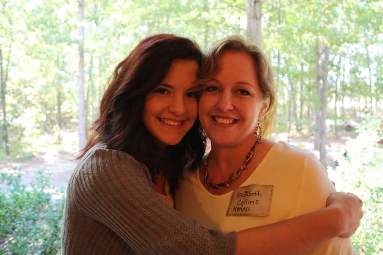 Sarah Beth and Elizabeth