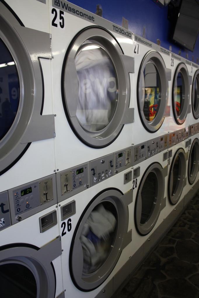 Lucy's Laundromat, Augusta, GA