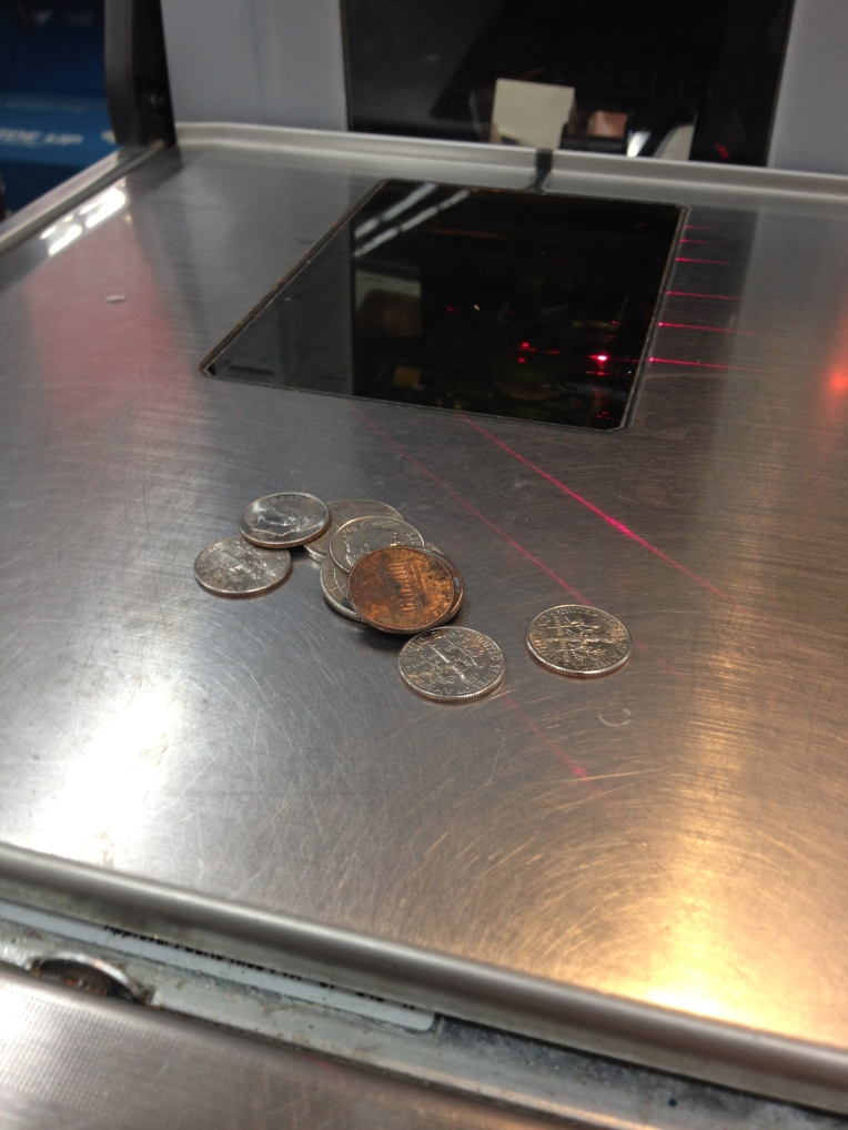 The amount I owed