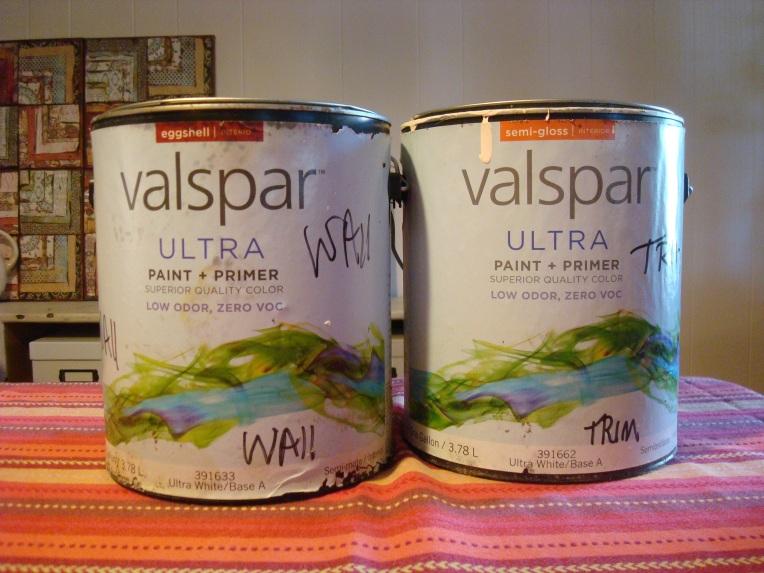 Lowe's Valspar Paint