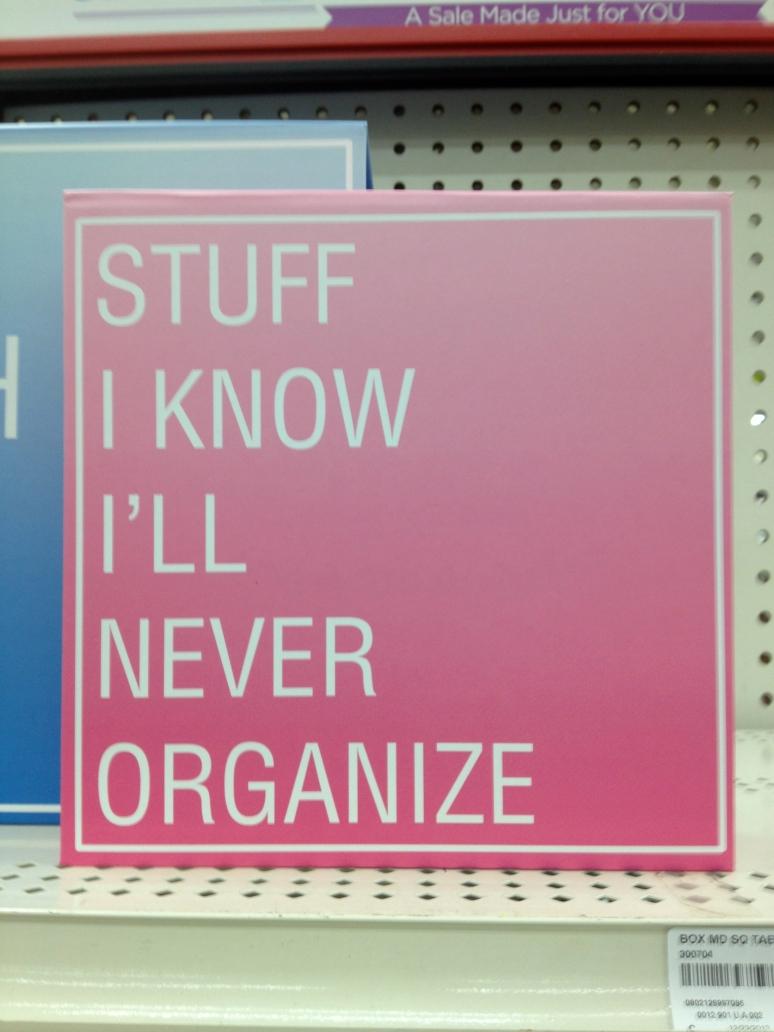 Craft Store Wisdom