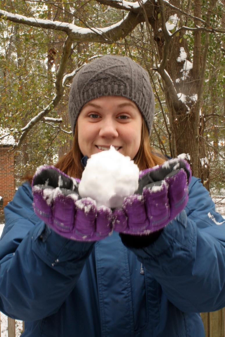 Snowball, anyone?