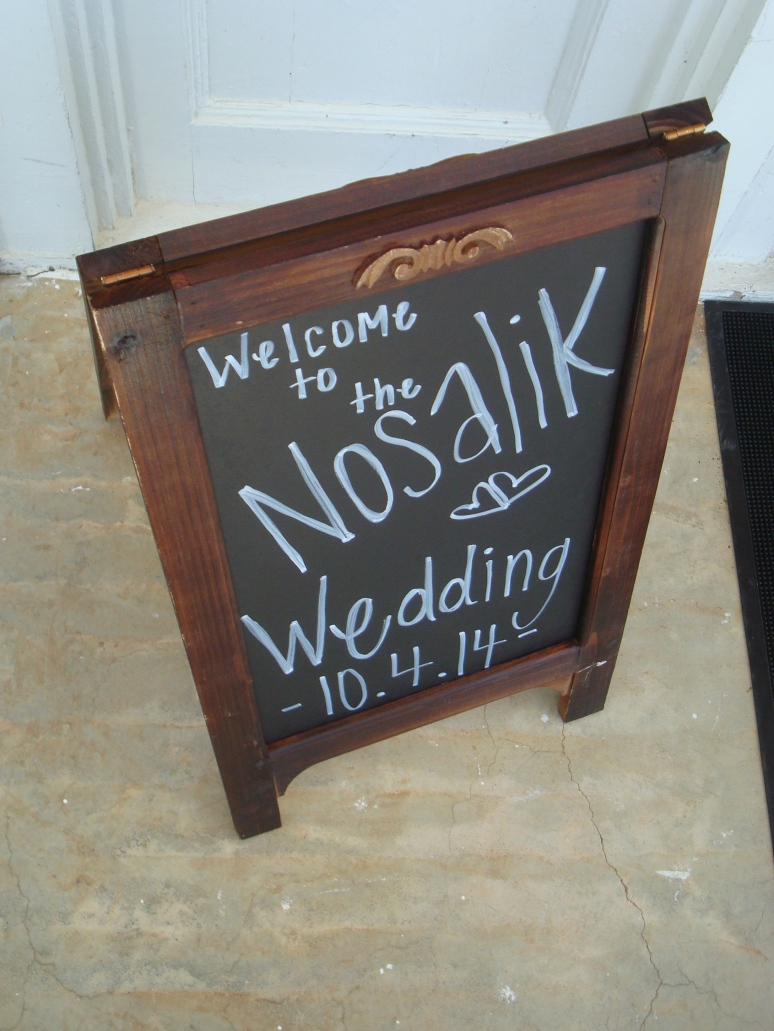 Nosalik Wedding