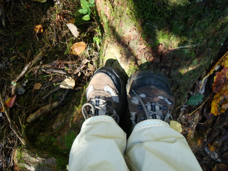 My hiking boots