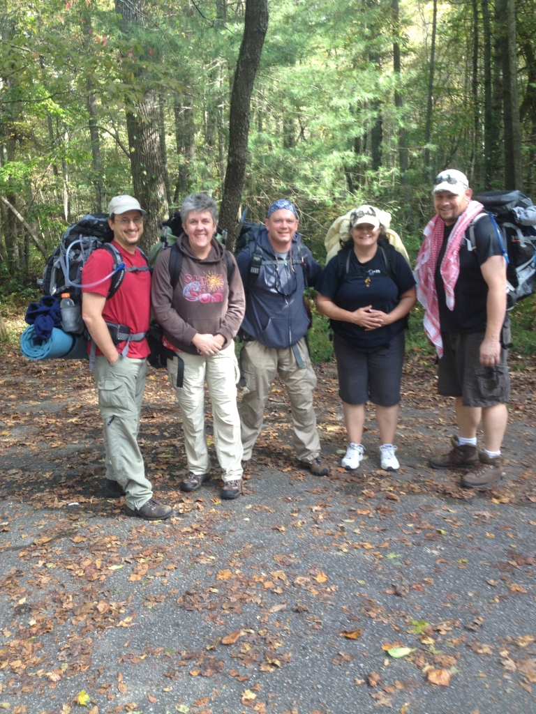 Our Meet Up Hiking Group