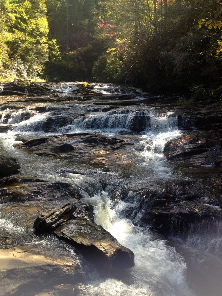 Panther Creek, Clarkesville, GA