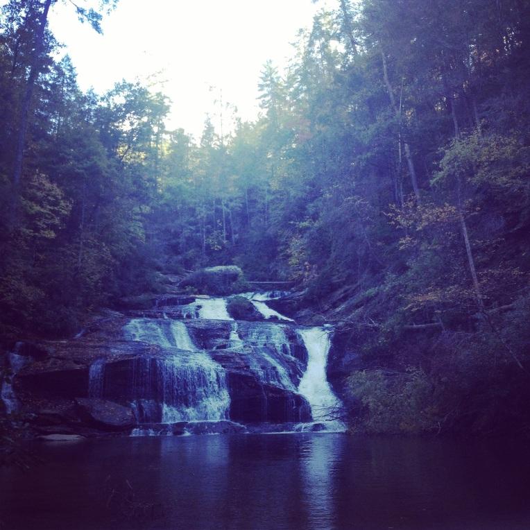 Panther Creek Falls, Clarkesville, GA
