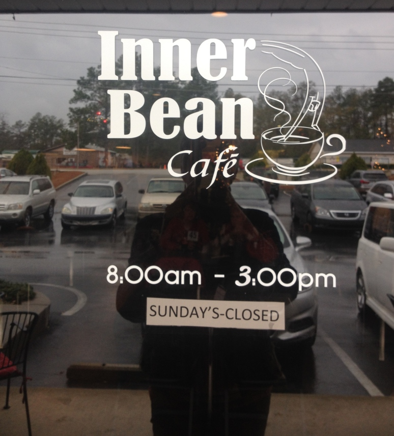 Inner Bean Coffee Shop on Davis Road