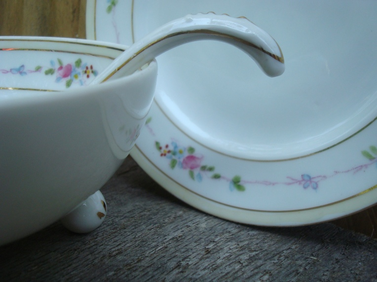 Nippon China Condiment bowl